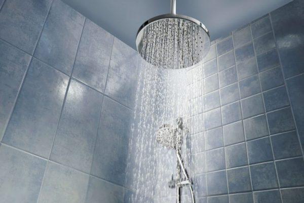 Shower Etiquette